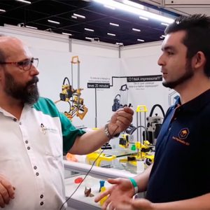 Boa impressão 3D na FITIC 2016