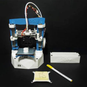 Laboratório cria Impressora 3D ecológica