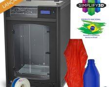 Impressora 3D Pro – GTMax3D Core H4